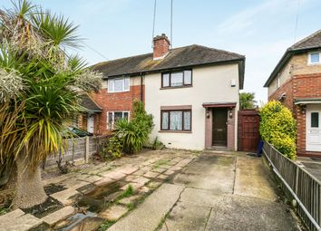 Thumbnail 3 bed semi-detached house for sale in Station Approach, Horley