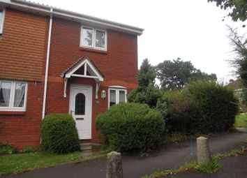 Thumbnail 2 bed end terrace house to rent in Springford Gardens, Southampton