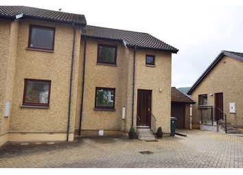 Thumbnail 2 bed semi-detached house to rent in Park Terrace, Pitlochry