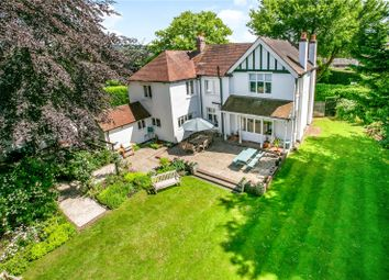 Thumbnail 5 bed detached house for sale in Sailing Club Road, Abbotsbrook, Bourne End, Buckinghamshire