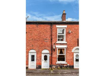 Thumbnail 2 bed terraced house to rent in Nelson Street, Congleton