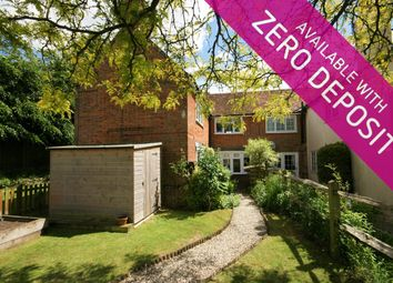 Thumbnail 2 bedroom terraced house to rent in Main Road, Kingsley, Bordon