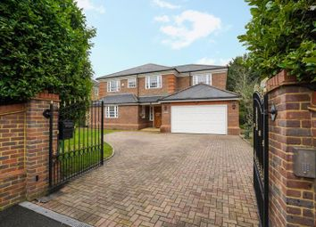 Thumbnail 5 bed property to rent in Ellesmere Road, Weybridge, Surrey