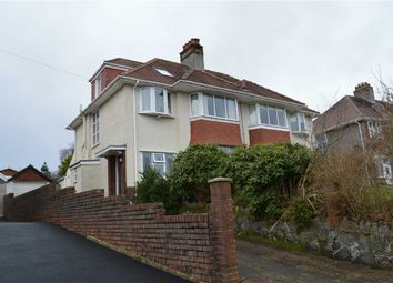 Thumbnail 4 bedroom semi-detached house for sale in Cherry Grove, Swansea