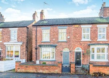 Thumbnail 2 bed terraced house for sale in Park View, Nantwich, Cheshire