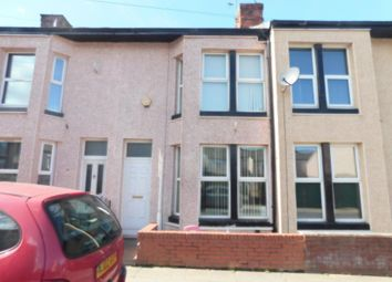Thumbnail 3 bedroom terraced house to rent in Cowper Street, Bootle, Liverpool