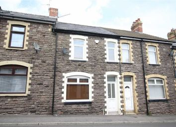 Thumbnail 2 bed terraced house to rent in South Street, Pontypool, Torfaen