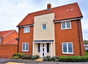 3 bed end terrace house for sale in Barber Road, Basingstoke RG22