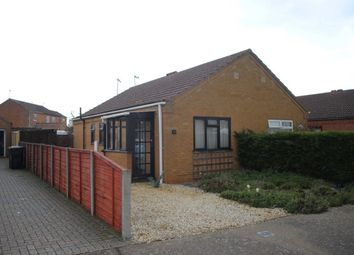 Thumbnail 1 bedroom bungalow to rent in Earl Close, Dersingham, King's Lynn