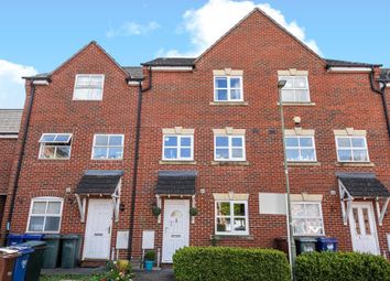 Thumbnail 4 bed town house for sale in Bure Park, Bicester