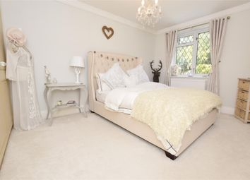 Thumbnail 3 bed detached house for sale in Taynton Close, Bitton