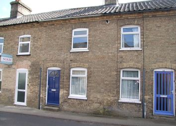 Thumbnail 2 bed terraced house for sale in Albion Street, Saxmundham