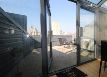Thumbnail 1 bed flat for sale in Mann Island, Liverpool