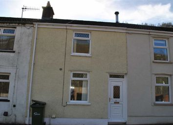 Thumbnail 2 bed terraced house for sale in Edwards Row, Deri, Bargoed