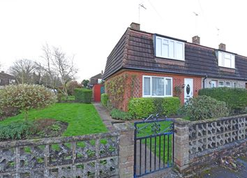 Thumbnail 3 bed end terrace house for sale in Norreys Avenue, Wokingham