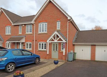 Thumbnail 3 bed end terrace house to rent in Carisbrooke Grove, Stamford