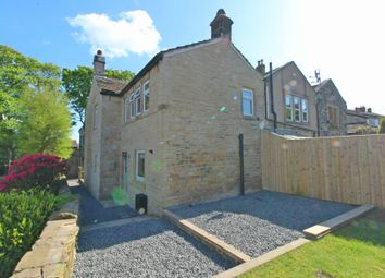 Thumbnail 3 bed end terrace house for sale in Towngate, Upperthong, Holmfirth
