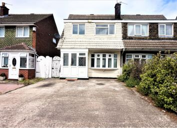 Thumbnail 3 bed semi-detached house for sale in New Street, West Bromwich