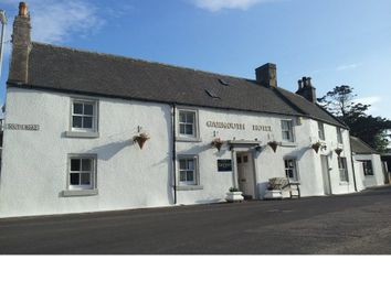 Thumbnail Hotel/guest house for sale in Garmouth Hotel, South Road, Garmouth, Fochabers
