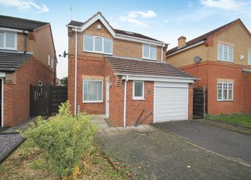 Thumbnail 5 bed detached house for sale in Harden Close, York, Rawcliffe