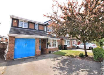 Thumbnail 4 bed detached house for sale in Parkdale Avenue, Orrell Park