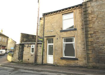 Thumbnail 2 bed end terrace house for sale in Corporation Street, Sowerby Bridge