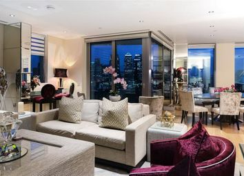 Thumbnail 3 bed flat for sale in Waterview Drive, Greenwich Peninsula
