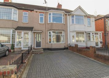 Thumbnail 3 bed terraced house for sale in Westbury Road, Coventry