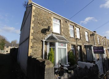 Thumbnail 3 bed end terrace house for sale in Ty R Owen Terrace, Cwmavon