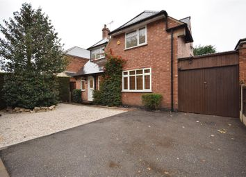 Thumbnail 3 bed detached house for sale in Mansfield Road, Blidworth, Nottinghamshire