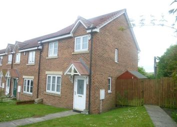 Thumbnail 3 bed terraced house to rent in Tyelaw Meadows, Shilbottle, Northumberland