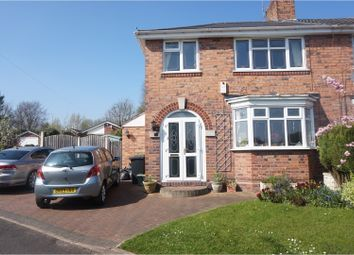 Thumbnail 3 bed semi-detached house to rent in Warstones Crescent, Wolverhampton