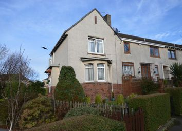 Thumbnail 2 bed terraced house for sale in Carham Crescent, Glasgow