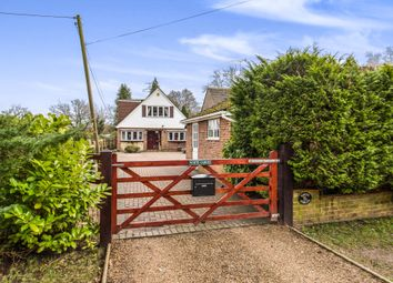 Thumbnail 4 bedroom detached house for sale in Lucas Green, West End, Woking, Surrey