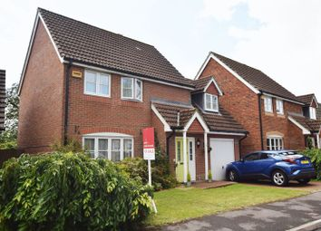3 bed detached house for sale in Badger Close, Four Marks, Alton, Hampshire GU34
