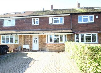 Thumbnail 3 bed terraced house for sale in Juniper Close, Guildford, Surrey