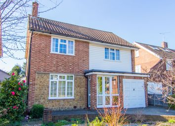 Thumbnail 4 bed detached house for sale in Devonshire Drive, Long Ditton, Surbiton