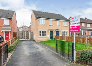 Thumbnail 2 bed semi-detached house for sale in Pontefract Road, Ferrybridge, Knottingley