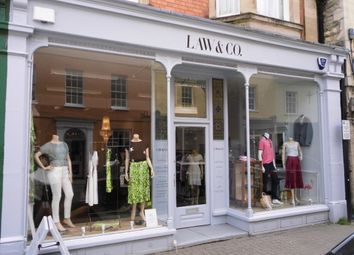 Thumbnail Retail premises for sale in Castle Street, Cirencester