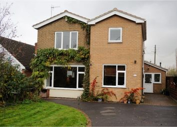 Thumbnail 5 bed detached house for sale in Newtons Lane, Nottingham