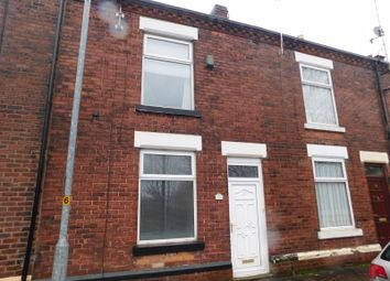 Thumbnail 2 bed terraced house to rent in Peel Street, Hyde
