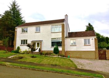 Thumbnail 5 bed detached house for sale in Glen Drive, Helensburgh