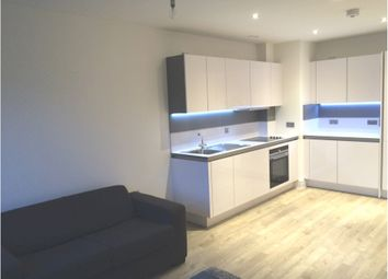 Thumbnail 1 bed flat to rent in Ashwin Street, London