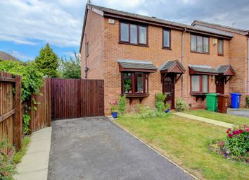 Thumbnail 3 bed end terrace house for sale in Harkerside Close, Chorlton Cum Hardy, Manchester