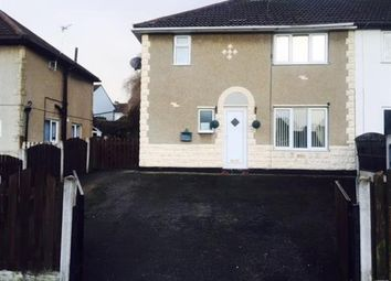 Thumbnail 3 bed semi-detached house to rent in Hillcrest, Havercroft, Wakefield