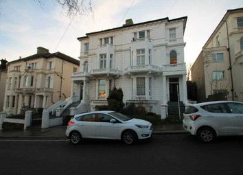 Thumbnail 1 bed flat to rent in Pevensey Road, St. Leonards-On-Sea
