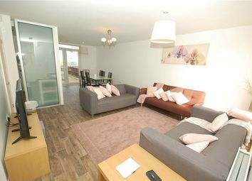 Thumbnail 3 bed town house to rent in Athletes Way, Manchester