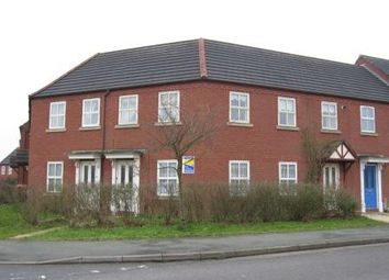 Thumbnail 2 bed flat to rent in Ryebank Road, Ketley Bank, Telford
