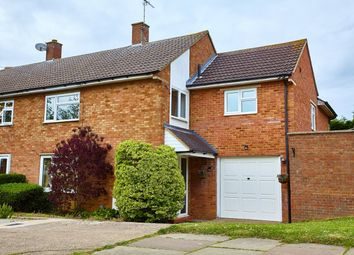 Thumbnail 4 bed semi-detached house for sale in Southern Way, Letchworth Garden City