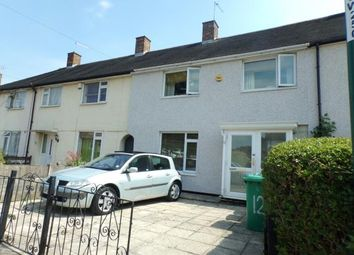 Thumbnail 3 bed terraced house for sale in Woodsford Grove, Clifton, Nottingham, Nottinghamshire